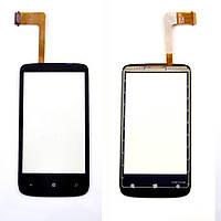 Сенсорный экран HTC T8698 (Mozart) (черный)