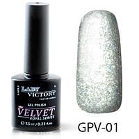 "Гель-лак ""Velvet"" GPV-01"
