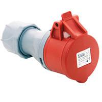 Разъем 3105-304-1600 5 *16А IP 44 (полиам) T-Plast