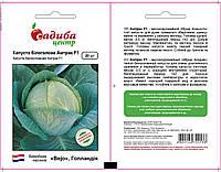 Семена капусты Амтрак F1 (Бейо / Bejo/ Садиба Центр) 20 семян - поздняя (140 дней), для хранения, белокочанная