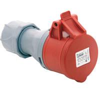 Разъем 3107-304-1600 5*32А IP44 (полиам) T-Plasт