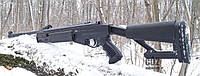 Hatsan Striker AR, обзор, краш-тест, стрельба по мишени, стрельба через «хрон»
