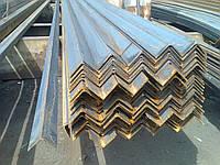 Уголок металлический железный стальной  40*4 мм