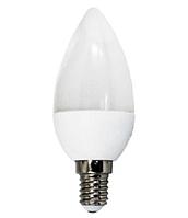 LED Лампа свеча 4W E14 3000K