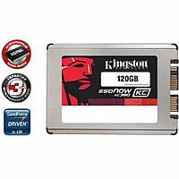 Накопитель SSD 1.8' 120GB Kingston (SKC380S3/120G)
