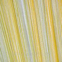 Нитяные шторы радуга (121)