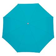 Карманный зонт TWIST, 98см, Бирюзовый