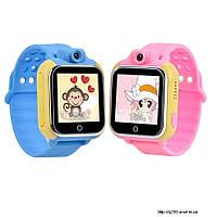 Детские умные часы Q200 | SMART BABY WATCH Q200