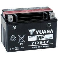 Мотоаккумулятор надежный YTX9-BS гелевый 150 мм x 87 мм x 105 мм  YUASA