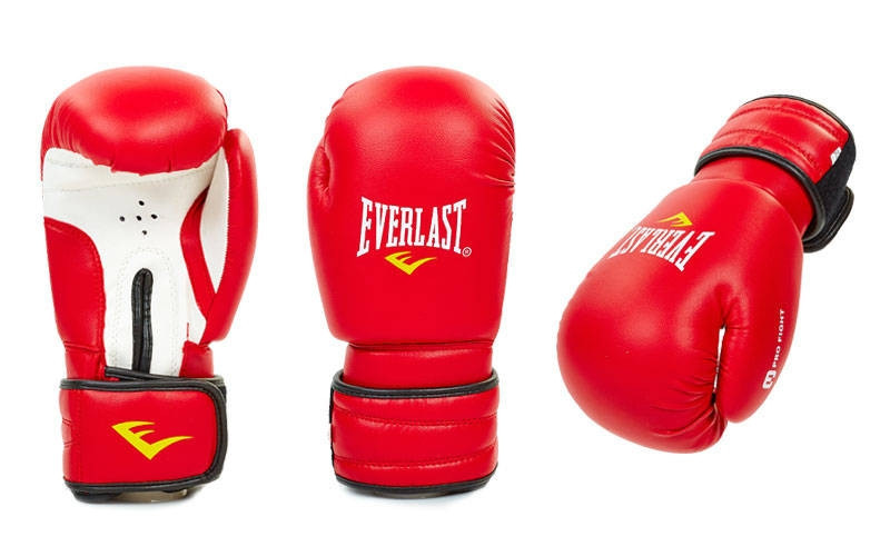 Перчатки боксерские EVERLAST PRO FIGHT - ADX.IN.UA в Одессе