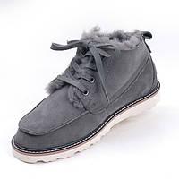 Обувь Мужская UGG David Beckham Boots Grey