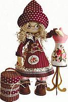 Набор для шитья куклы Модистка К 1021