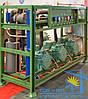 Холодильная установка Б/У Bitzer 3x 4NCS-12.2Y (168,75 m3/h), фото 2