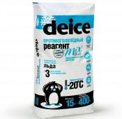 Противогололедный реагент Deice Mix Blue ( до -20˚С). Мешок 25 кг