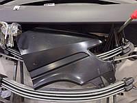 Крыло Sprinter 97-00 с отверстие под повторитель, правое пр-во Van Wezel 30 75 656