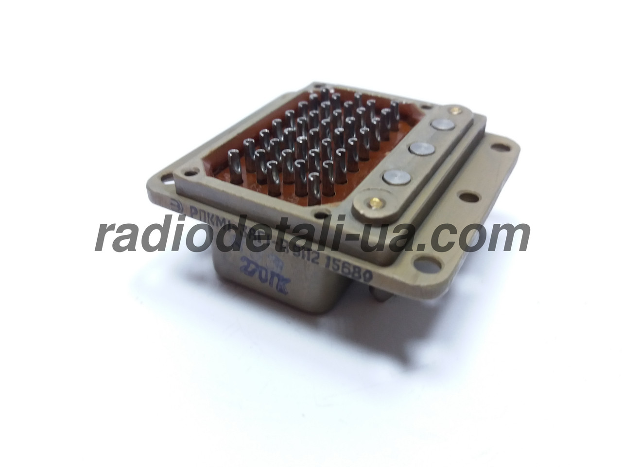 Электрические соединители РПКМ1-38Г1-В