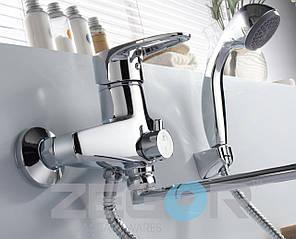 Смеситель для ванны Zegor NVL-A180, фото 2