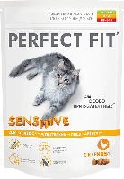 Perfect Fit Sensitive 15кг-корм для кошек  с чувствительным пищеварением