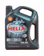 Shell Helix Ultra 5W-40 4-л
