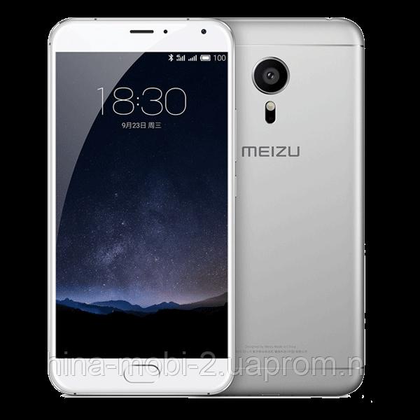 Смартфон MEIZU MX6 32GB Silver-White