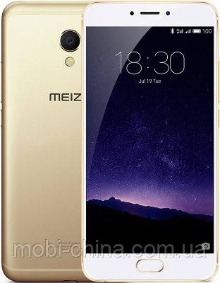 Смартфон MEIZU MX6 32GB Gold'