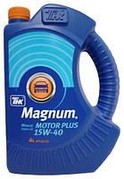 TNK Magnum Motor Plus 15W-40 4 л