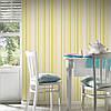 Обои с желтыми и салатовыми вертикальными полосками 273314., фото 10