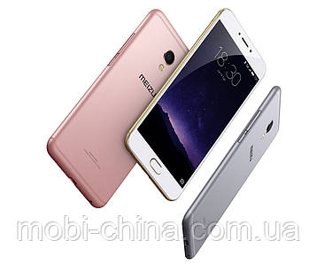 Смартфон MEIZU MX6 32GB Rose-Golden, фото 2