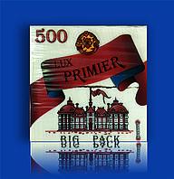 "Салфетка ""Премьер"" 500 листов логотип"