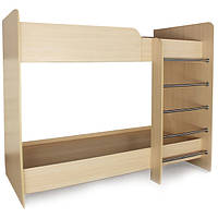 Кровать №6 - двухъярусная, TM LUXE STUDIO (от Матролюкс)