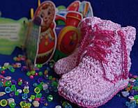 Детские пинетки для девочки, фото 1