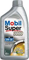 Масло моторное MOBIL Super 3000 ХЕ 5W-30 (ACEA C3, VW 502.00/505.00/505.01, GM dexos2) 1л. MOBIL MOBIL 11-1 XE