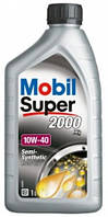 Масло моторное MOBIL Super 2000 10W-40 (ACEA A3/B3, VW 501.01/505.00, MB 229.1) 1л MOBIL MOBIL 12-1