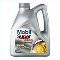 Масло моторное MOBIL Super 3000 5W-40 (ACEA A3/B3 A3/B4, BMW LL-01, Opel GM-LL-B-025, MB 229.3) 4л MOBIL MOBIL 11-4