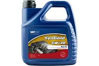 Масло моторное VATOIL SynGold 5W30 API SM/CF, ACEA A3/B4, MB 229.51, VW 502.00/505.00/505.01,BMW LL- VATOIL VAT 10-4