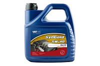 Масло моторное VATOIL SynGold 5W-40 4L (ACEA A3/B4/C3, VW 502.00/505.00/505.01, MB 229.51, BMW LL-04 VATOIL VAT 11-4