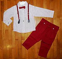Детский нарядный костюм для мальчика Классик стайл 2 года, фото 1