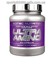 Scitec Nutrition     Ultra Amino     500 caps.