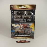 Гарпун FutureTank Wars коллекционный танк Z.O.D, Технолог