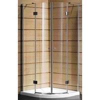 Душевая кабина Koller Pool AF2E прозрачная 900х900х1850