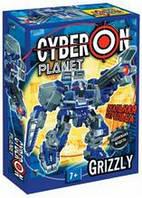 Гризли (Grizzly) Cyberon Planet игровой конструктор боевых роботов, Технолог