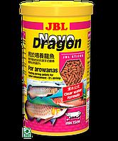JBL NovoDragon 1л-корм для арован и других хищных рыб (3028740)