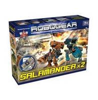 Саламандра (Salamander) Robogear игровой конструктор боевой техники, 2 модели, Технолог