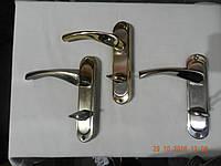 Дверная ручка Браво эко YUNI GSN, для межкомнатных дверей