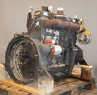Двигатель    Andoria SW400