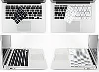 """Накладка на клавиатуру для MacBook Pro 13.3 """" силиконовая"""