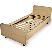 Кровать №3 - ОСНОВАНИЕ  - КАРКАС-КРОВАТЬ НА ЛАМЕЛЯХ НА РЕГУЛИРУЕМЫХ НОЖКАХ