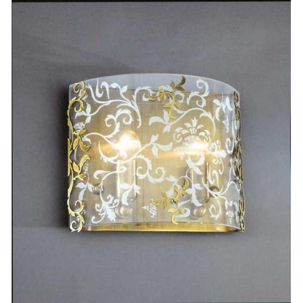 Бра LA LAMPADA WB 116/2.40 GRAN. GLASS