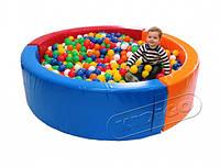 Сухой бассейн KIDIGO™ Круг 1,5 м