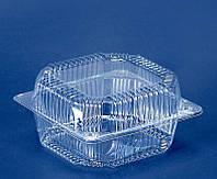 Судок / Упаковка пластиковая для пищевых продуктов ПС-11 (ан 2222)